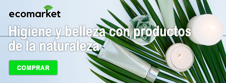 Higiene y belleza con productos de la naturaleza