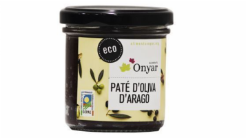 Pate d'olivada (140gr)ECO