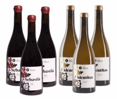 Pack vinos con barrica